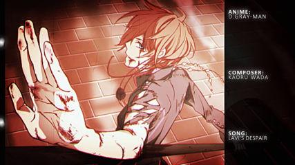 Kaoru Wada - Lavi's Despair [ Ost ]