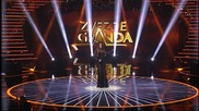 Tamara Milutinovic - Nocas kuca casti (live) - ZG 2014 15 - 08.11.2014. EM 8.