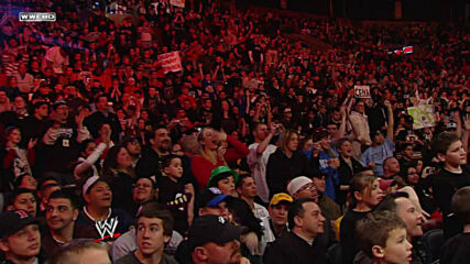 Edge vs. John Cena – World Heavyweight Title Match: Raw, March 2, 2009 (Full Match)