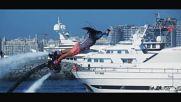 ✔ Флайборд фрийстайл трикове в Дубай ✔ 2o16 Water Jetpack