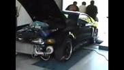 Twin Turbo Mustang Cobra Tt On The Dyno
