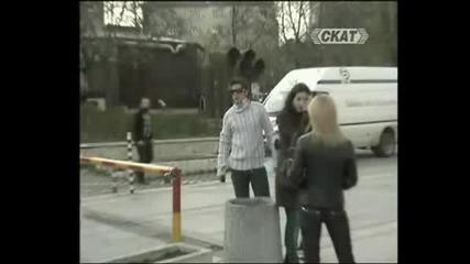 Бой Между Денислав И Репортерка На Сигнално Жълто - 03.05.2008