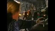 Звездите Хю Джакман и Кейт Бекинсейл говорят за филма си Ван Хелсинг (2004)