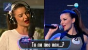 "Кристина Събева - Christina Aguilera - ""Something's Got a Hold On Me"" - Lip Sync"