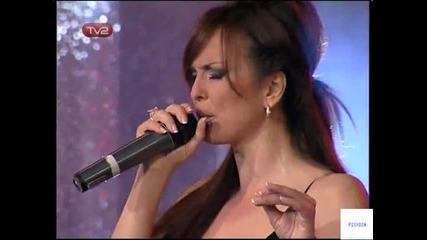 Дует Глория feat. Азис - За Първи Път ( Шоуто на Азис 20.04.2009)