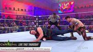 Josh Briggs & Brooks Jensen vs. Legado del Fantasma: WWE NXT, Oct. 19, 2021