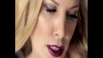 Едно Обичам те не стига - Нанси Алексиади (официално видео) (превод)