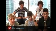 Превод: One Direction отговарят на въпроси част 2