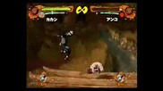 Naruto Accel Kakashi Vs Anko.avi