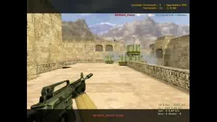 CS - луди глави през стената - FittTrixxi