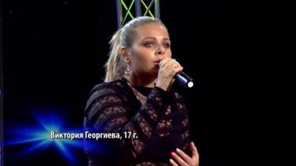 Виктория Георгиева - X Factor (08.10.2015)