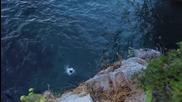 Лятно Забавление във вода .. Cliff Jumping Italy – creating a Contiki Legend in 4k!