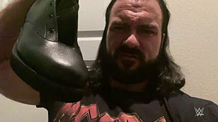 Drew McIntyre packs his WrestleMania bag: WrestleMania Diary