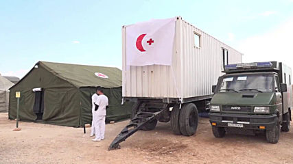 Syria: Two humanitarian corridors open for refugees from Rukban camp