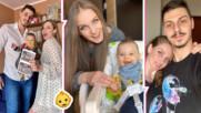 Бебешки звездопад: Наша известна миска очаква втората си рожба