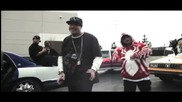 Kike Yanez Feat. Scweez & Lil Coner, Tito B - Town Life Scrapin (remix) (official Music Video) (hd)