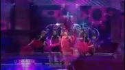 Дания - Dq - Drama Queen - Евровизия 2007 - Полуфинал - 19 място