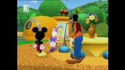 Анимационният сериал Приключения с Мики Маус - Изложбата на Мики (част 1)