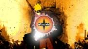 Naruto Shippuuden - Akeboshi - Wind [ Nightcore ] (бг субс)