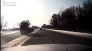 Така се излиза на главен път -по Руски