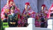 China: Xi Jinping pays his respects to revolutionary heroes ahead of National Day