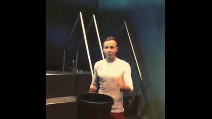 Предизвикателството ледена кофа-марио Гьотце