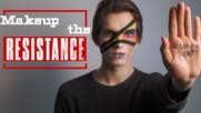 Makeup the Resistance: #IAmNonBinary
