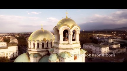 Заснемане с дрон: Храм-паметник