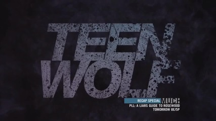 Teen Wolf Season 3 Theme Song