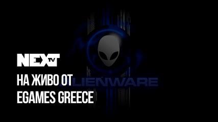NEXTTV 051: На Живо от Egames Greece