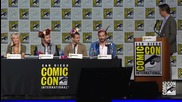 Hannibal Panel (comic Con 2015 San Diego)