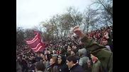 Цска - Локомотив Пловдив * 27.02.2010 * Сектора при втория гол