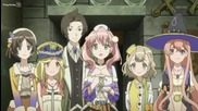 Atelier Escha & Logy - Alchemists of the Dusk Sky Episode 6