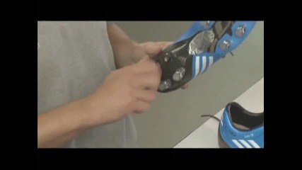 Lionel Messi & Adidas F50i Boots