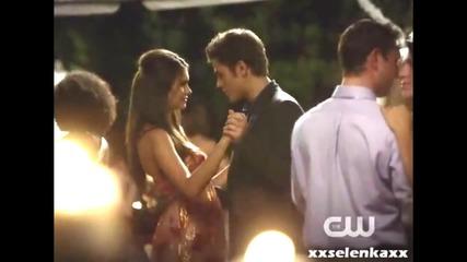 Stefan and Elena - Don`t deserve you