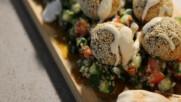 Фалафели със сладки картофи и табуле | Вкусна седмица | 24Kitchen Bulgaria
