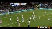 Драмата на английския футбол в пълната си светлина! Фулъм 2:1 Арсенал