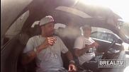 Breal Tv - The Smoke Box: Chevy Woods