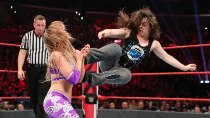The IIconics vs. Alexa Bliss & Nikki Cross – WWE Women's Tag Team Championship Match: Raw, June 17, 2019