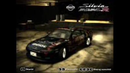 Need For Speed Most Wanted Моите Коли