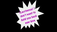 Evanescence - Lacrymosa (with Lyrics)