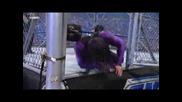 Jeff Hardy vs Cm Punk the loser leave W W E