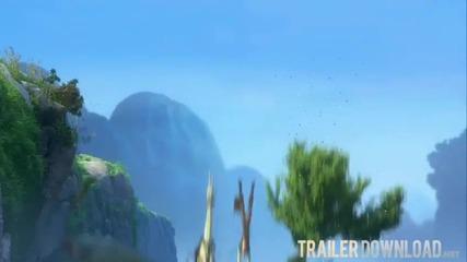 Tangled (rapunzel) Movie Trailer [high Quality]