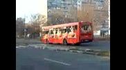 Градски Автобус В Бургас
