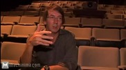Will Wright at Indiecade Exclusive: Inside Gaming Plus