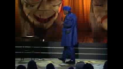 Eddie Griffin White People Stand Up Comedy