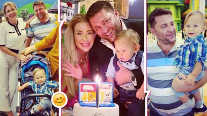 Петорен празник за Антония Петрова! Синът ѝ стана на 1 годинка, но има и още много