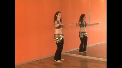 Ориенталски танци урок 8