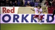 Феноменален гол на Тиери Анри от корнер