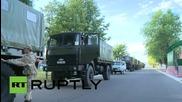 Russia: CSTO's Interaction 2015 drills begin in the Pskov region